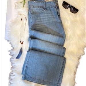 American Rag Wide Leg Flare Jeans
